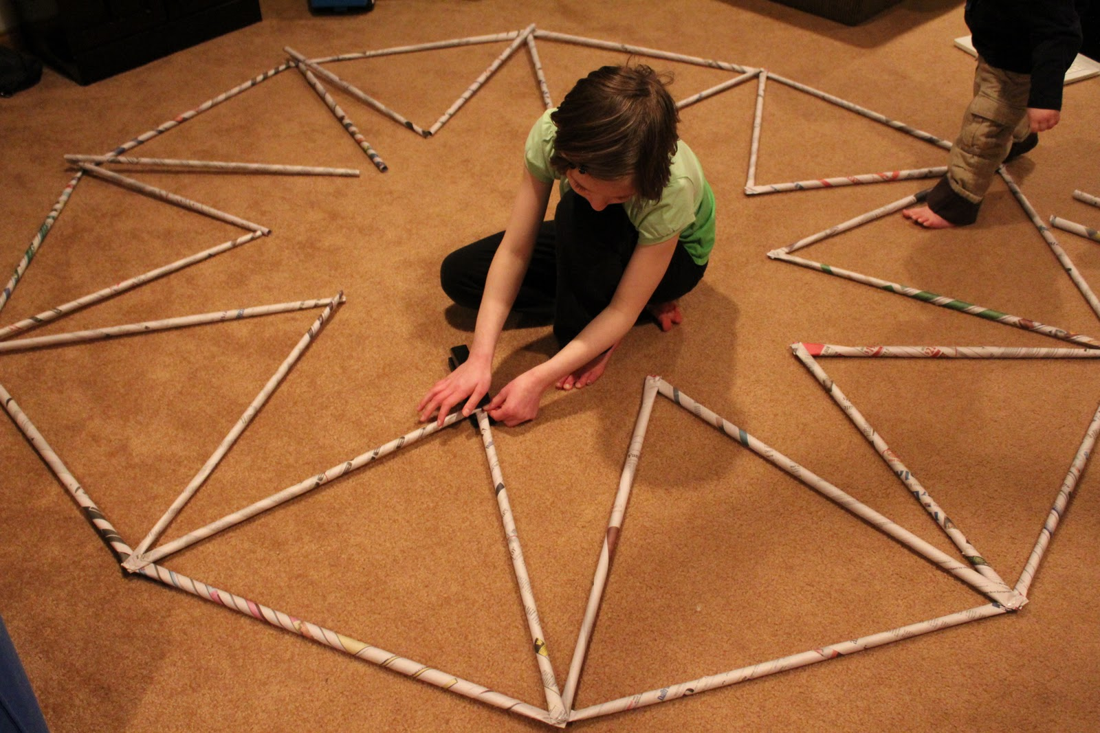 How To Build A Geodesic Dome In 20 Not So Easy Steps