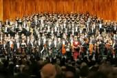 La sala Grosses Festpielhaus se plenó de aplausos y vítores durante 18 minutos