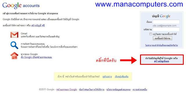 Google Account register