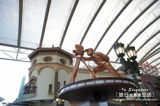 【走走新加坡】環球影城 七大主題