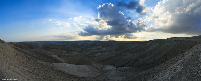 Безграничная пустыня