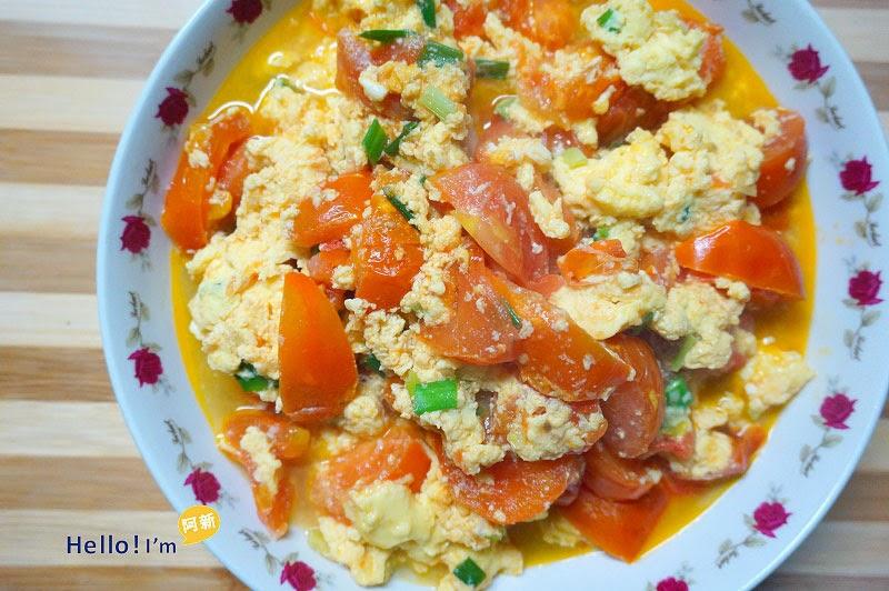 番茄炒蛋-9