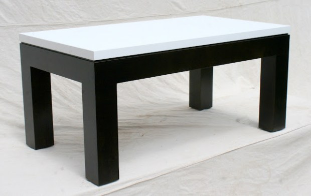 Sleek Parsons Table