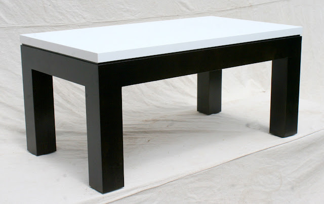 Sleek Parsons Table