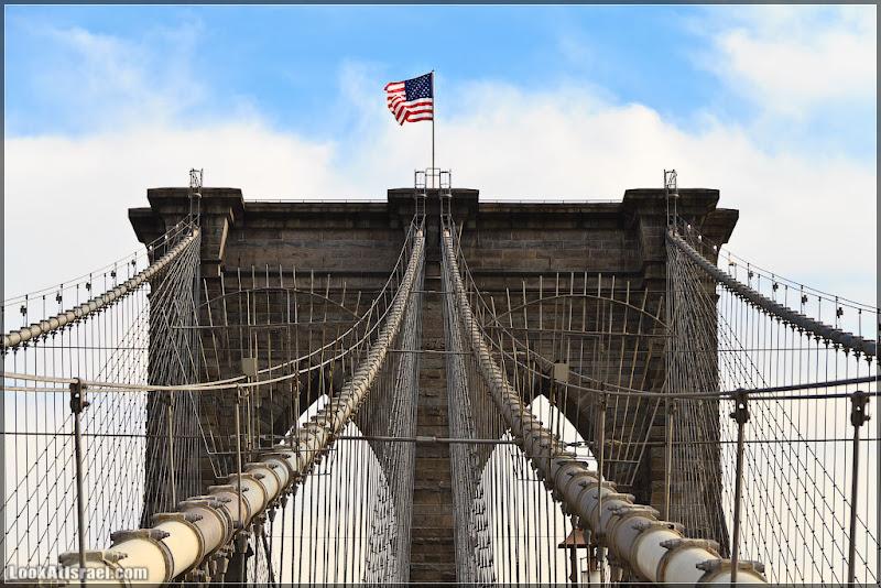 Америка 2.0 / Нью Йорк, Бруклинский мост