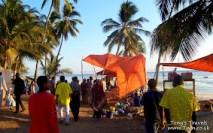 Road to Kizimkazi