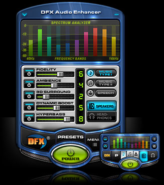 Image result for dfx audio enhancer