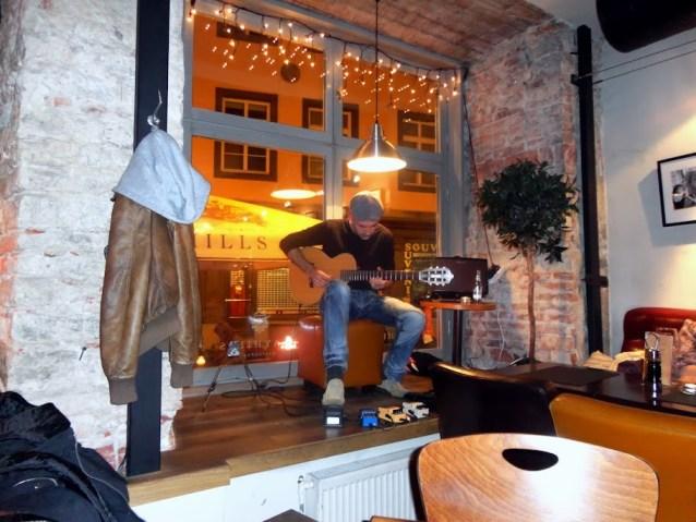 Música en vivo en Tallin