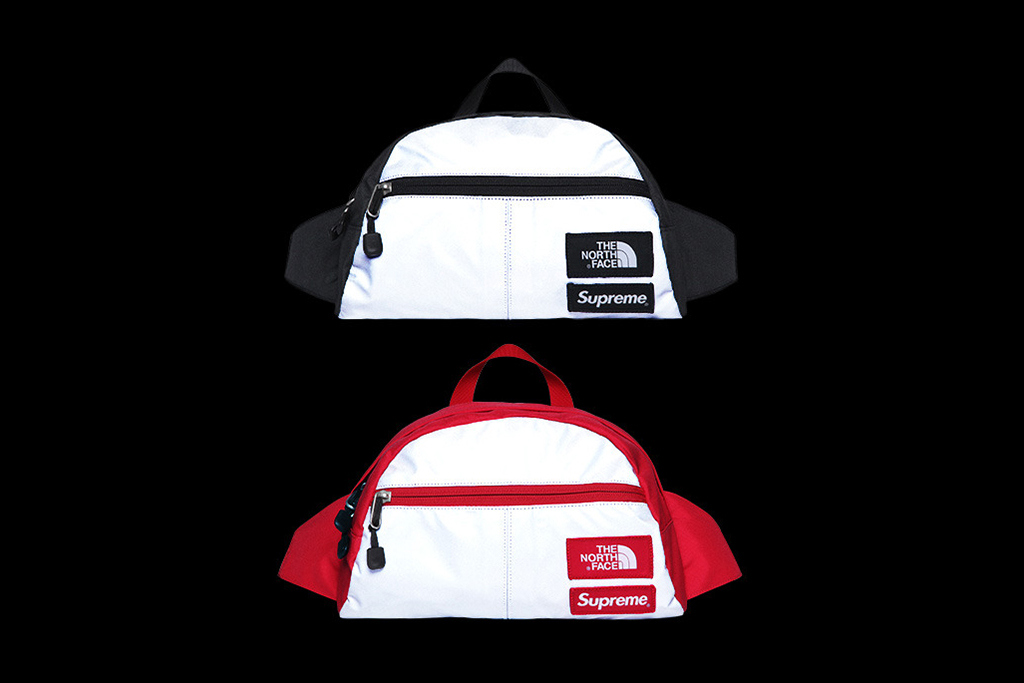 *超激光!Supreme x The North Face大玩3M反光系列:2013 SS絕對刺眼! 6