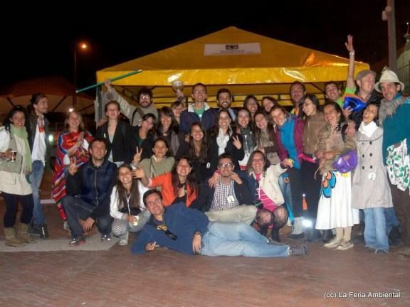 Grupo de La Feria Ambiental