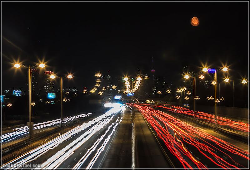 Канада 2700 / Ночной timelapse в Торонто