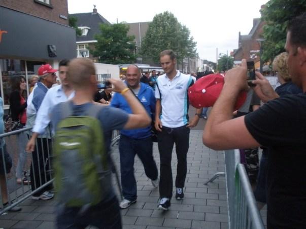 Tom Boonen van Omega Pharma - Quickstep
