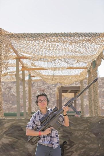 Pro Gun Club Las Vegas // Las Vegas Bucket List.