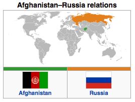 Afghanistan - Russia Relations