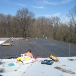 Roofing In Ct Marcus Anthony Construction Llc Roof Repair Process By A Roofing Company