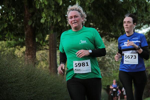 Ann Renier, Dwars over de Mandel 2014