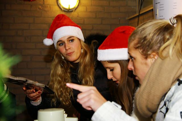 kerstmarkt bij Bevo