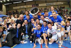 Knack Roeselare landskampioen volleybal