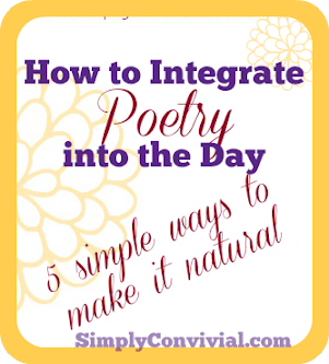 integrate poetry