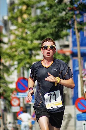 21 juli 2013 jogging