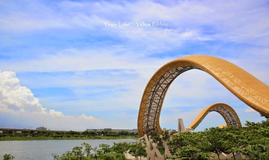 台南新市景點,迎曦湖-9
