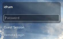 Cara mengaktif dan menonaktifkan akun guest session ubuntu