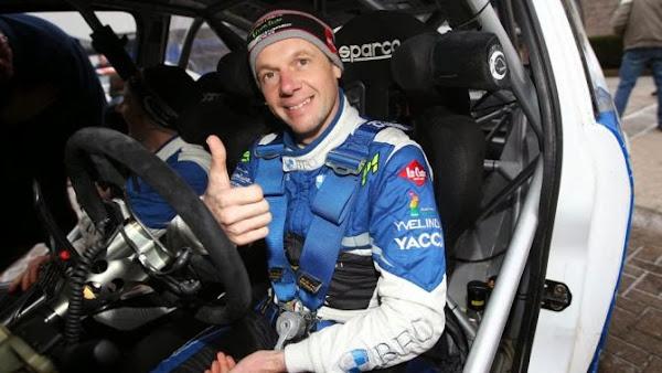 Freddy Loix wint 1e Belgische Rallytitel