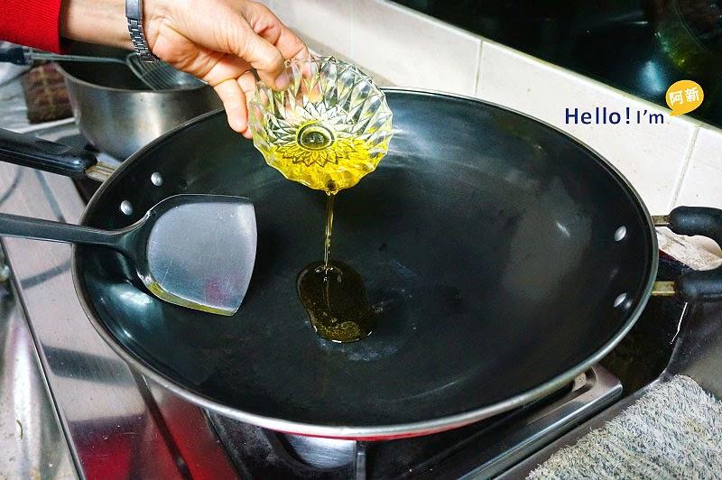 愛比諾橄欖油,洋蔥炒蛋-4
