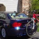 Wanna Be A Car Bmw E90 Bike Rack