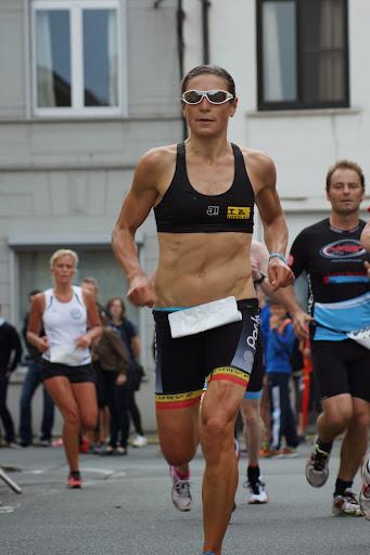 Ilse Geldhof, 3e Krottegemse Corrida, stratenloop