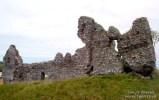 A ruin at Clonmacnoise