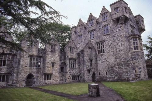 Castillo familiar de los O'Donnell