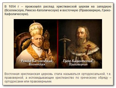 Дохристианская вера на руси. Какая вера была в древней руси до принятия христианства