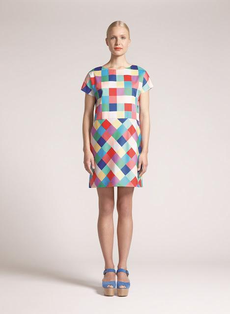 #marimekko 趣味幾何拼接服飾:大人小孩一起穿新衣過新年 1