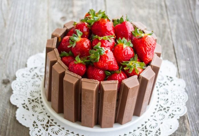 Kit Kat Cake Kirbies Cravings