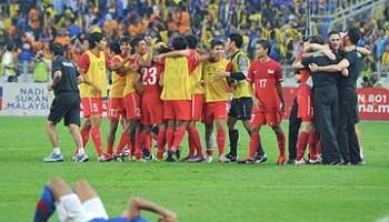 Perlawana Malaysia vs Singapura