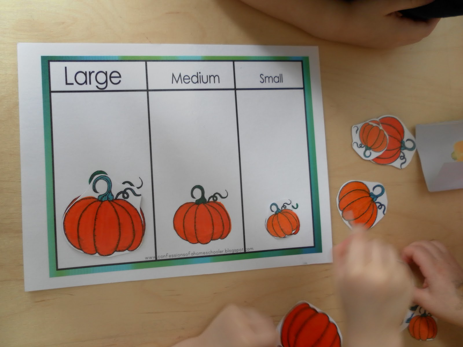 Here S A Measurement Activity Where Students Compare The