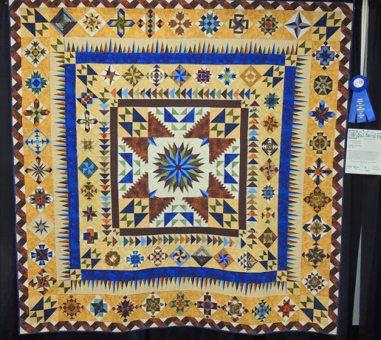 Lakota Star by Patricia Lamfers, Best Colorado Quilt