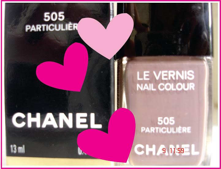 Porque eu amo o Particuliere da Chanel