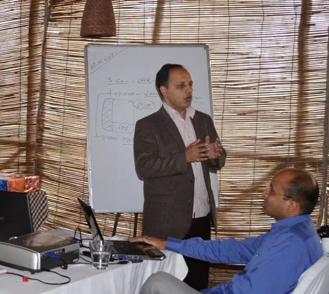 Rohit Motivation Talk at Reliance MDRT Meet