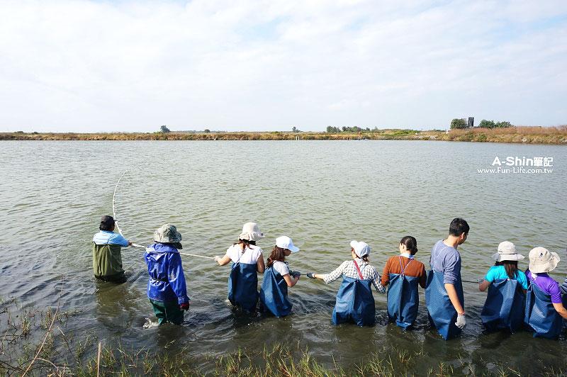 台江國家公園-漁塭體驗5