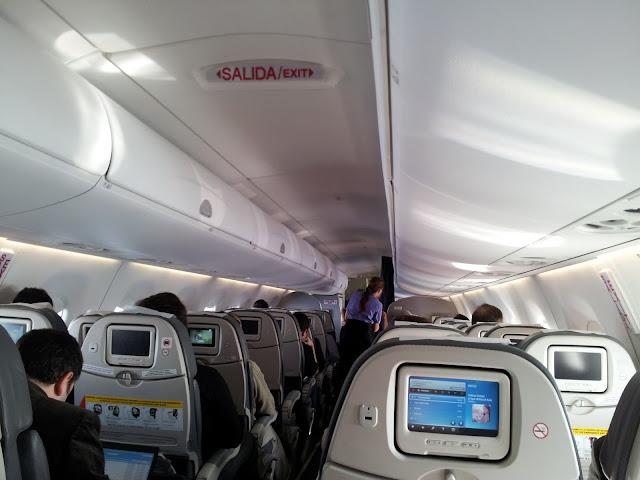 Aviones y equipajes