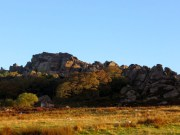 Early Morning Light On The Roaches