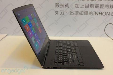 Laptop Tertipis dan Teringan di Dunia, Inhon Blade 13 Carbon