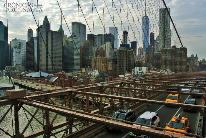 Viajar a Manhattan desde Brooklyn
