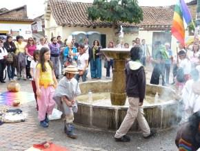 Carrera por el Agua, Circulo de Niños