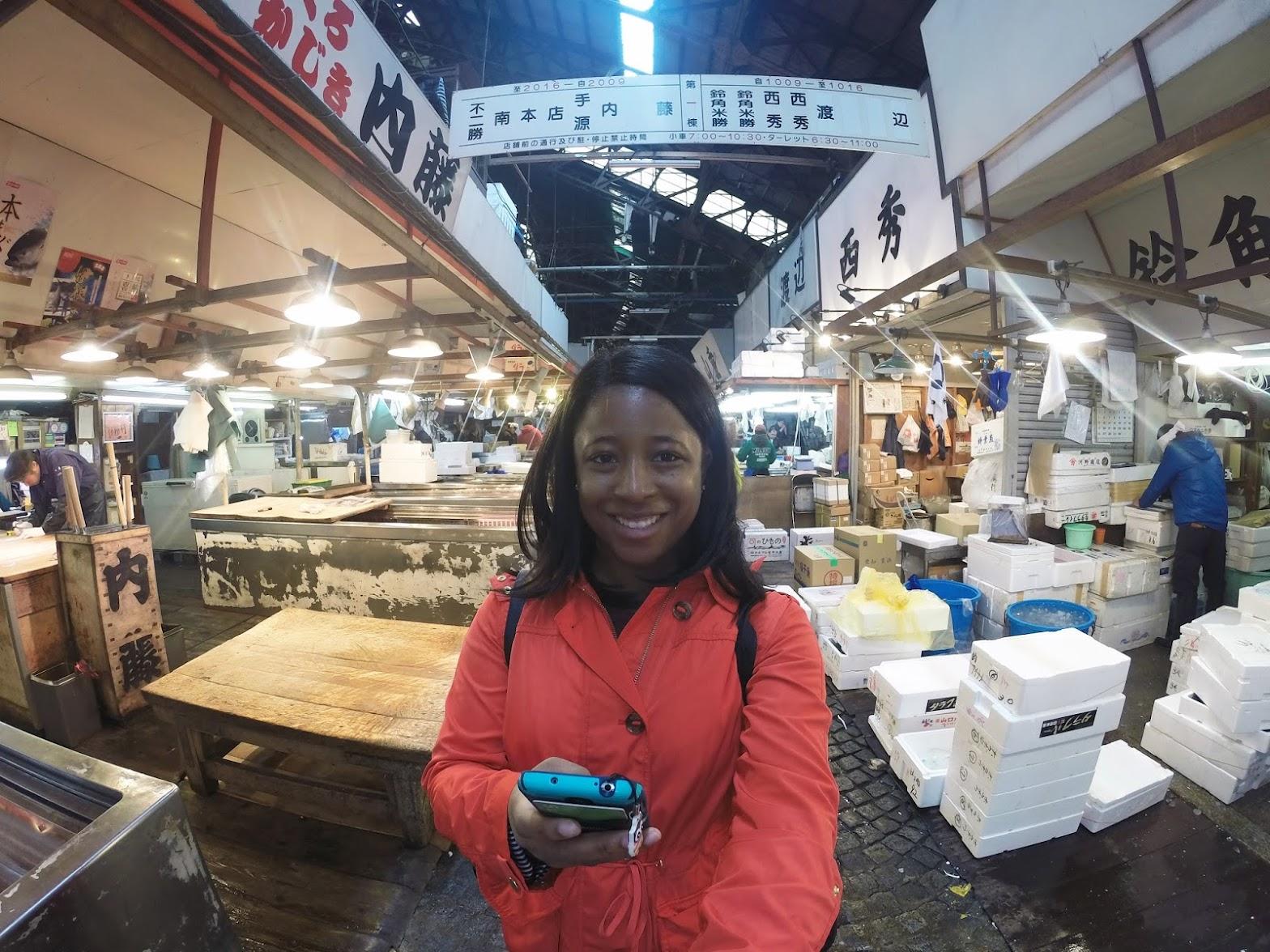 Tsukiji Market Cultural Xplorer