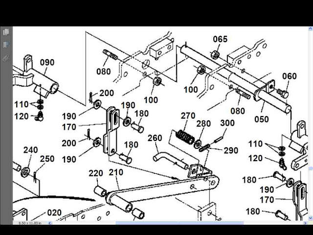 Rck60 Mower Deck Parts Diagram