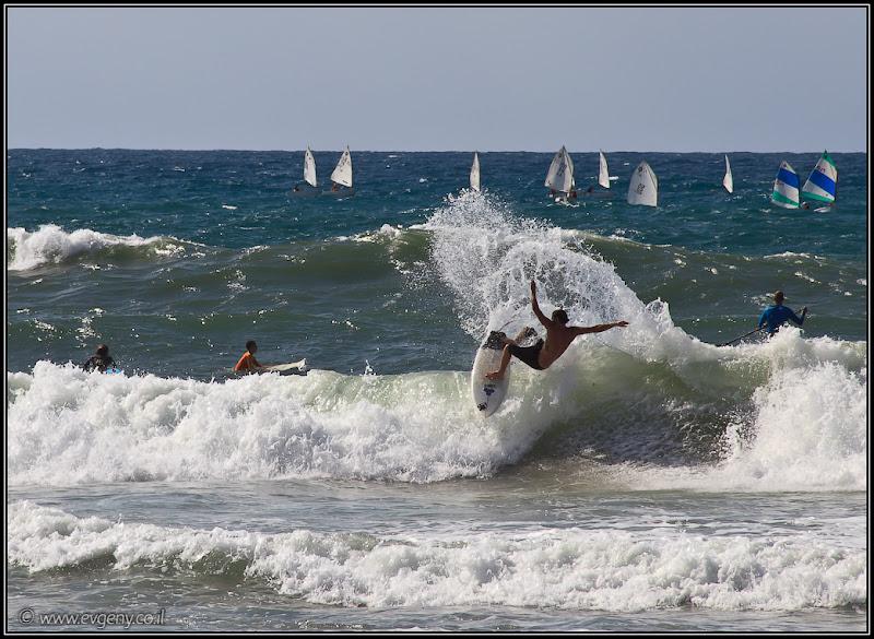 Волна покорится каждому
