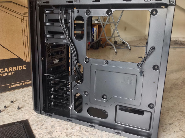 Corsair Carbide Series 330R - Unleashed 95